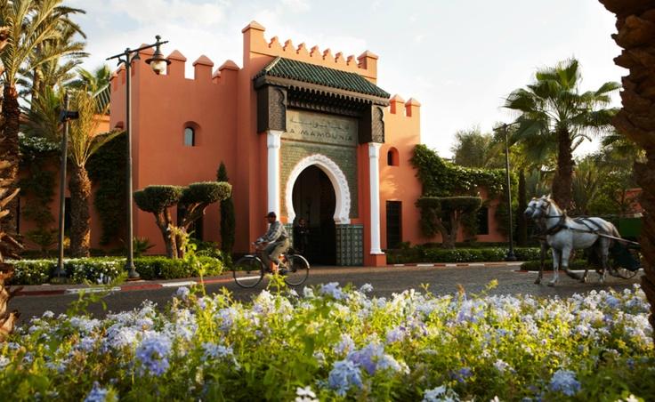 Hotel A Marrakech Economici