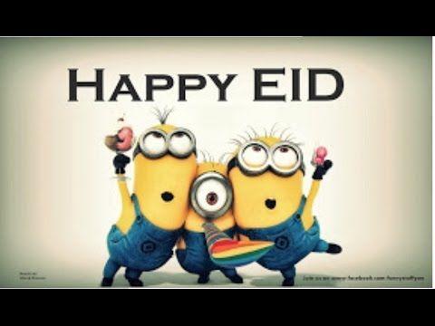 Chipmunk Eid mubarak - YouTube