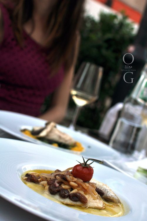 Fish / Restaurant / Photo by Irina Eller / irinaeller.com #wine #food #italy #restaurant #sardinia #sardegna #olbia