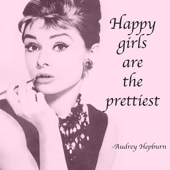 Audrey Hepburn Quote 6x6 Mini CANVAS Gallery Wrap Can HANG Or SIT