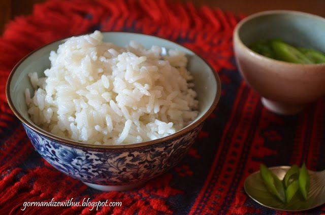 Easy Creamy Coconut Rice (Alaisa Fa'apopo)