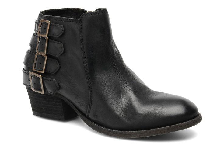ENCKE H By Hudson (Noir) : livraison gratuite de vos Bottines et boots ENCKE H By Hudson chez Sarenza