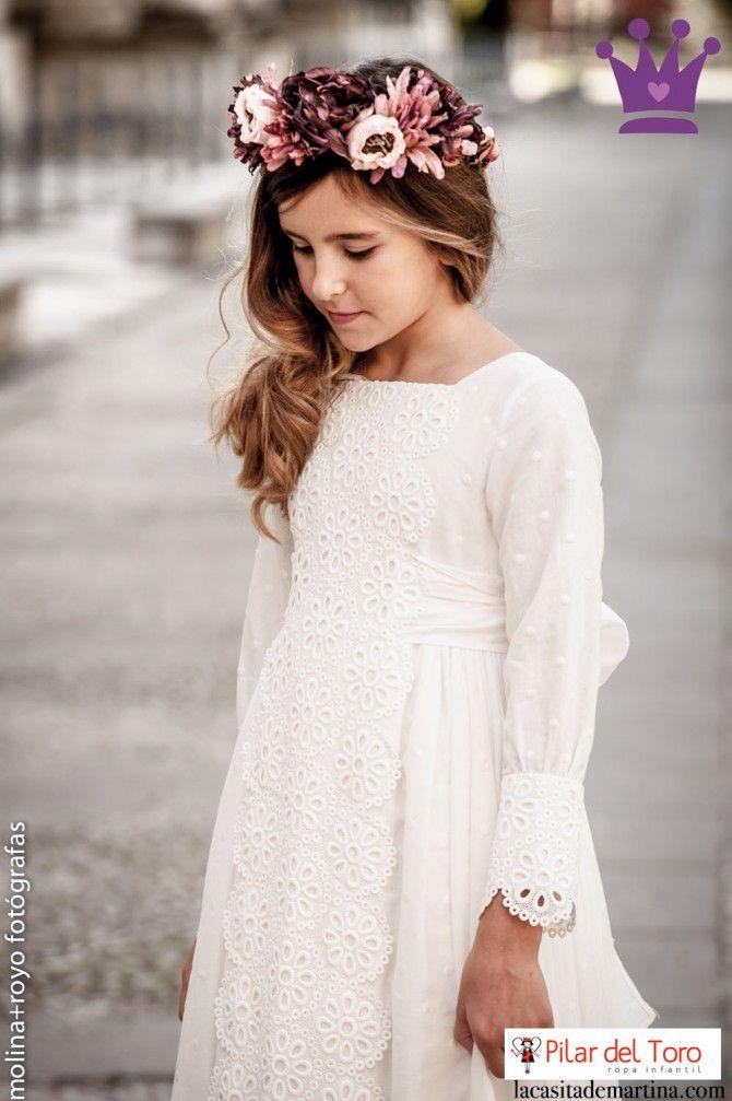 ♥ La primeras imágenes de los TRAJES DE COMUNIÓN 2015 by PILAR DEL TORO ♥ : ♥ La casita de Martina ♥ Blog de Moda Infantil, Moda Bebé, Moda Premamá & Fashion Moms
