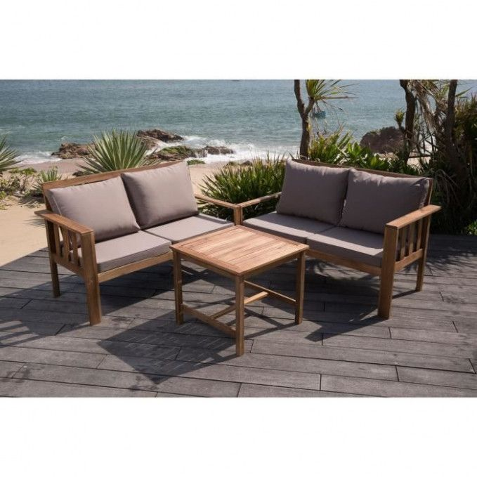 Finlandek Salon De Jardin Exp Via Cdiscount Cordoue Salon De Jardin En Resine Tressee Noire 4 Places Co In 2020 Outdoor Furniture Sets Outdoor Furniture Home Decor