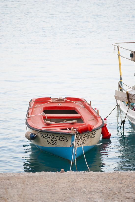 Photos of the coastal village of Agia Galini in southern Crete. See more at www.myparadissi.com