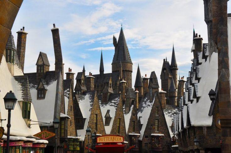 """Тематический парк """"Волшебный мир Гарри Поттера"""" или Путешествие в мир волшебства - Все самое интересное о странствиях и туризме"""