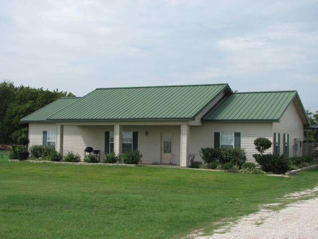 Metal building home designs