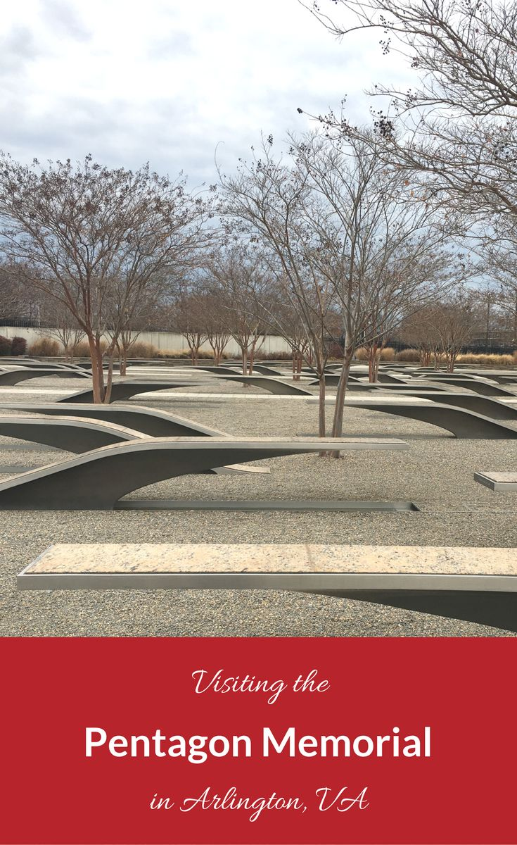 The Pentagon Memorial: Never forget