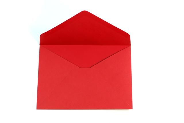 Papercrafting 101: How to Make an Envelope: Papercrafting 101: How to Make an Envelope Step 1