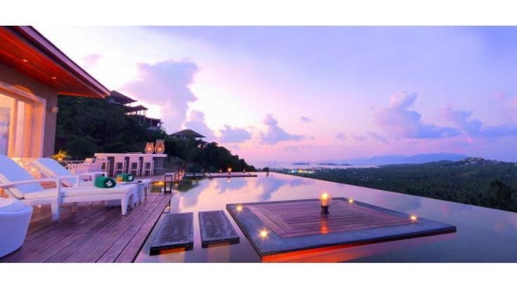 Luxurious Koh Samui Villa ($$$)