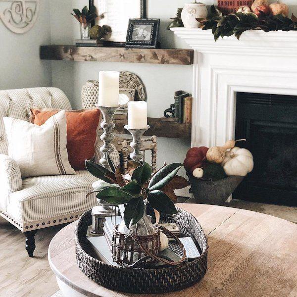 Chas Gray Blue White Seersucker Armchair Pier 1 Imports Farm House Living Room Room Decor Living Room Decor