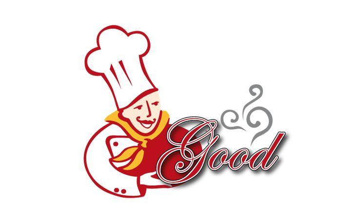 Un Logo personalizzabile per Ristorazione. Logo ideale per ristoranti, pizzerie, gastronomia
