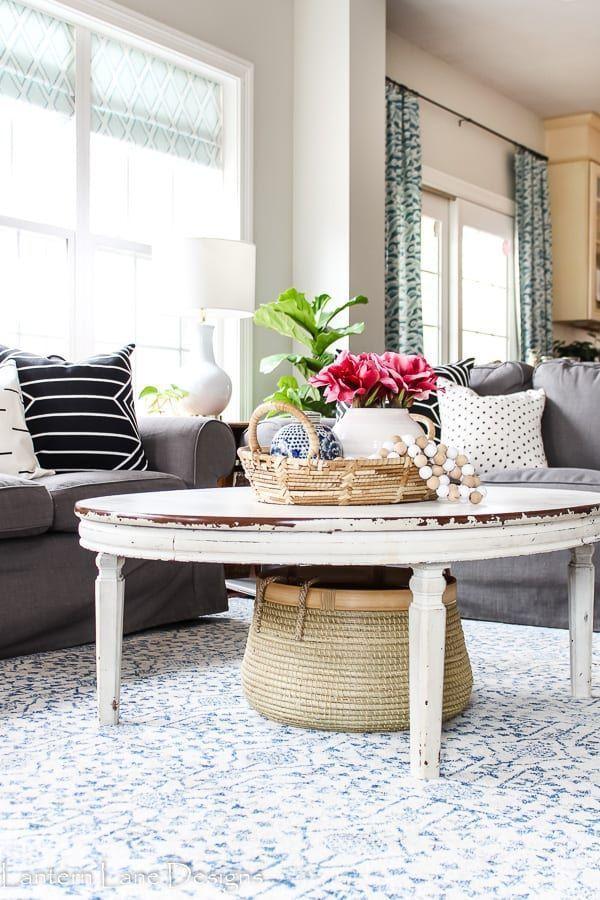 Modern Farmhouse Living Room Decor Ideas That Is Also Kid