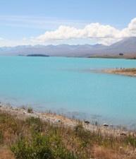 Lago e montagne, Nuova Zelanda | Australia