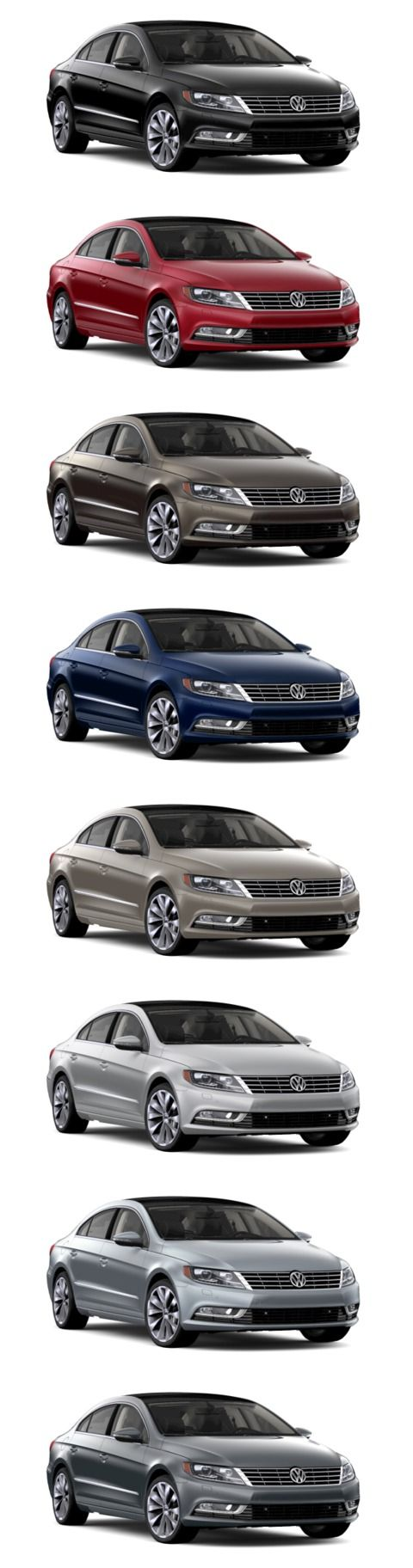 What's the best color of @VW CC?