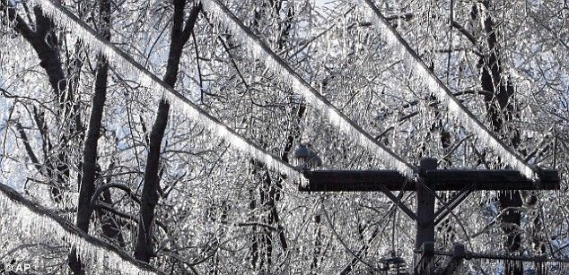 More than 13,000 households, farms and businesses served by Duck River Electric Membership Corp. are without power this morning (Tuesday) in the wake of the worst winter ice storm to hit Middle Ten...