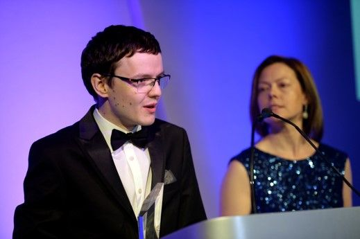 Alex Tomlinson, Jaguar Land Rover - Best of British Engineering and Apprentice of the Year