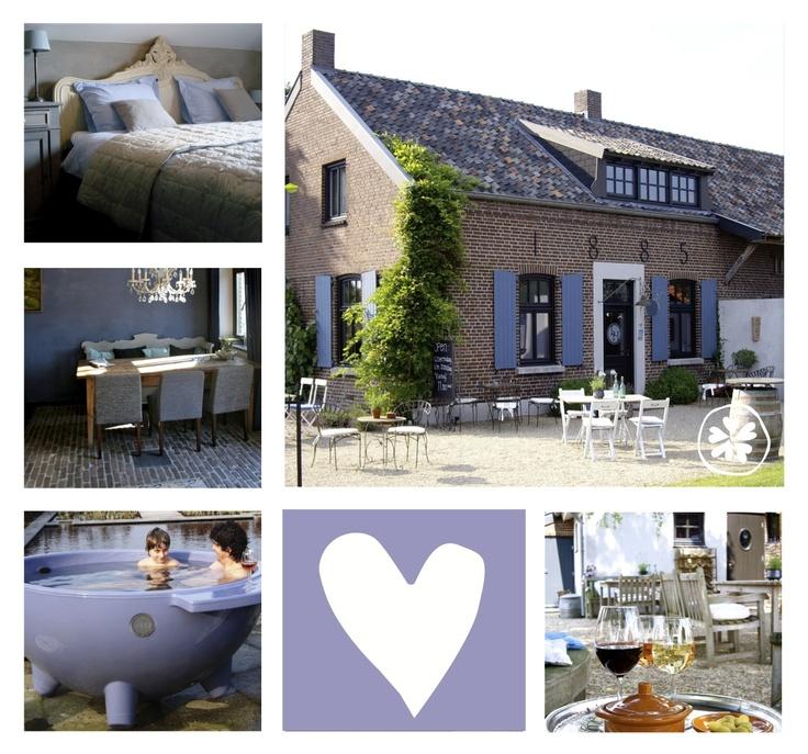 Bed en Breakfast Lieve Hemel in Sevenum (Limburg)