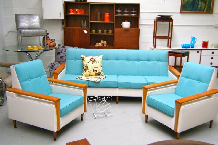 3pc 50s suite $2600 from rewind mid-century. Awesome!: Photo