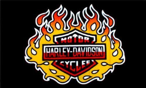 Harley Davidson Crest Flag by Harley-Davidson. $7.89. Polyester. 2 Grommets for easy hanging.