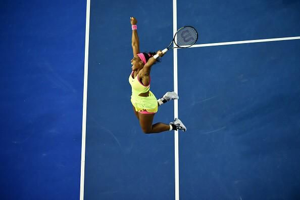 #GetInspired by @AustralianOpen champion @serenawilliams and play tennis where you live via http://bbc.in/1otr8SE