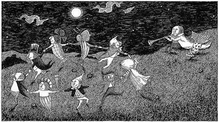 エドワード・ゴーリーの優雅な秘密展 | 伊丹市立美術館