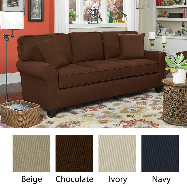 SOFAB Lass Sofa | Overstock.com
