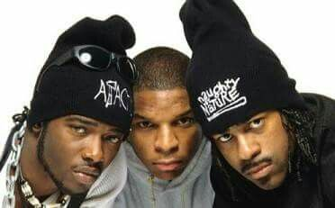 Happy Birthday to DJ Kay Gee (born Keir Gist, September 15, 1969)...member of the Hip Hop trio Naughty By Nature.   (pictured: right)