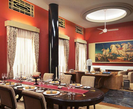 Maharaja Suite Living Room