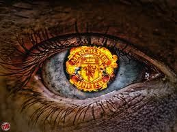 Manchester United Art Work.