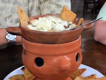 Hispanic Heritage Month: Honduran bean fondue (RECIPE)
