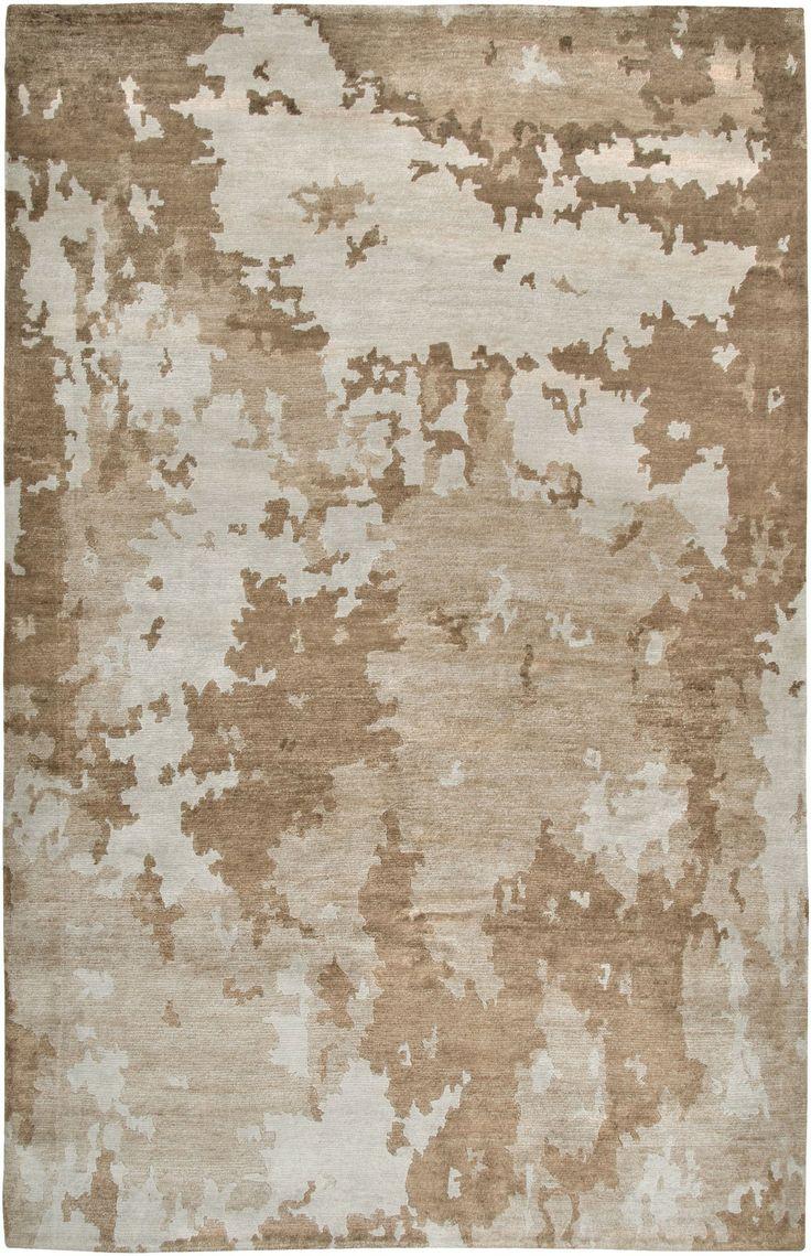 Rizzy Rugs Avant Garde Beige/Brown Rug | Wayfair