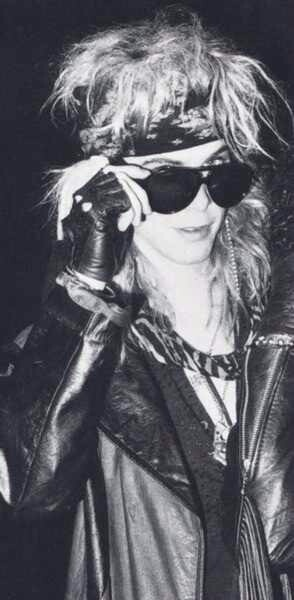Duff McKagan - Bass Player for Guns N' Roses. Duff is just cool !!