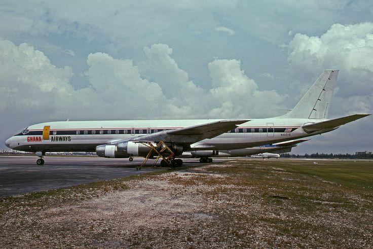 N8016 (Ghana Airways)