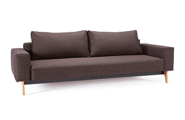 Idun bäddsoffa, dansk innovation! En soffa som kombinerar både design, funktionalitet och stil som bildar en suverän möbel.  Dansk design av Per Weiss.  En soffa som kombinerar både design, funktionalitet och stil som bildar en suverän möbel.