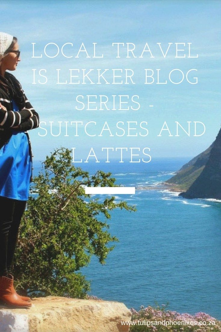This week's featured bloggers for the Local Travel is Lekker series are the three ladies from Suitcases and Lattes blog. The Local Travel is Lekker blog series features South African Travel bloggers and aims to promote South African attractions and travel. Click to read more about the Kruger National Park, Cradle of Humankind, the Drakensberg and many more South African travel bucket list items!