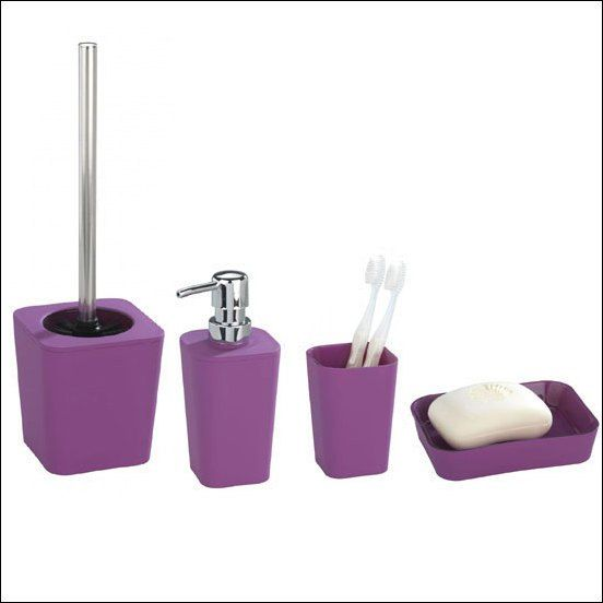 Purple And Green Kitchen Accessories: Best 25+ Purple Bathroom Accessories Ideas On Pinterest