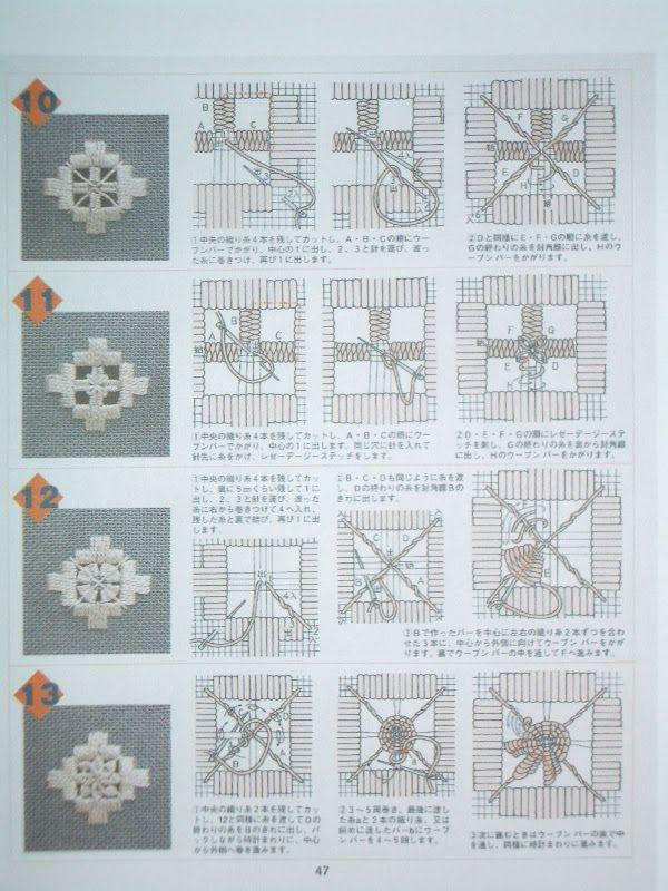 Hardanger Stickerei - ANA - Picasa Web Albümleri