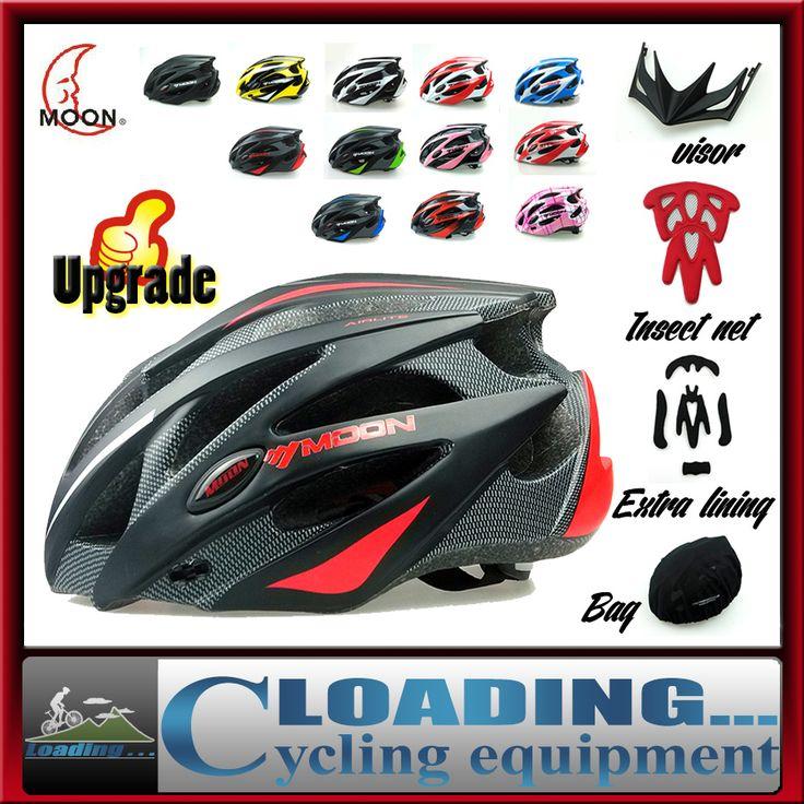 Сверхлегкий профессиональный велосипедный шлем Сверхлегкий и Интегрального формованных 21 вентиляционные отверстия шлем велосипеда Двойное использование MTB или Дорога