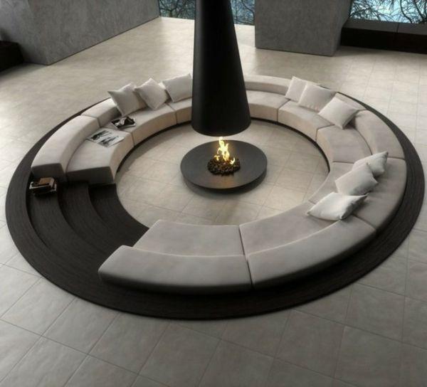 Designer couch rund  29 besten RUNDE SACHE Bilder auf Pinterest | Sofas, Runde und Wohnen