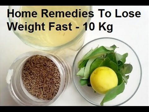With These 2 Ingredient You Can Lose 10 kgs In Just 1 Week! - House For Natural Medicine