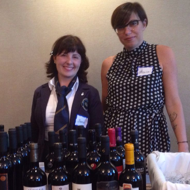 "A lot of ""Salice Salentino"" PDO wines to tell about in San Francisco: amazing experience!"