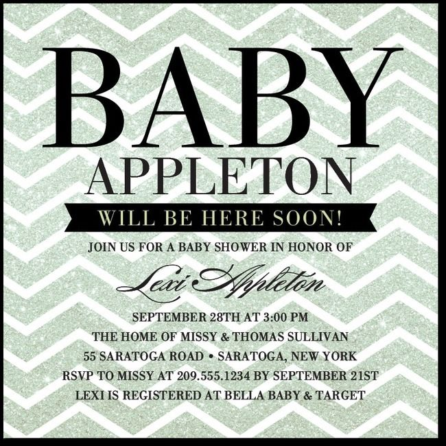 232 best invitations images on pinterest | invitation ideas, party, Baby shower invitations