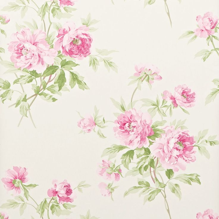 Sanderson - Adele wallpaper for the guestbedroom