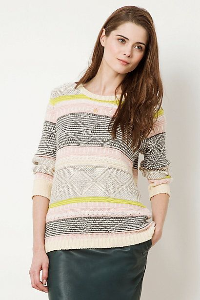 Box Bazaar Zircon Jumper - anthropologie.eu