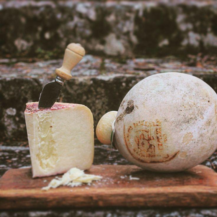 #caciocavallopodolico #slowfood  Produzione casearia #lucana d'incredibile qualità e vanta come materia prima un latte speciale quello della #vaccapodolica   #gustolucano #abriola #basilicata #basilicataonmymind #lucania @usoue.farinaecompanatico @lucania_damare @mybasilicata @agorarestaurant_catering #cheese #lacaveafromage @seasonedbychefs @cheeselovespepper @cheesemarket @thecheeseandwineco @formaggiokitchen #streetmarket #streetfood #delicatessen #gourmet #catering #italiancheese…