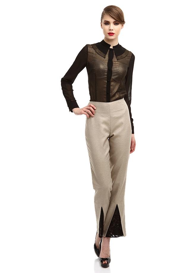 gülçin uzunalan Pantolon Markafoni'de 275,00 TL yerine 149,99 TL! Satın almak için: http://www.markafoni.com/product/3636791/