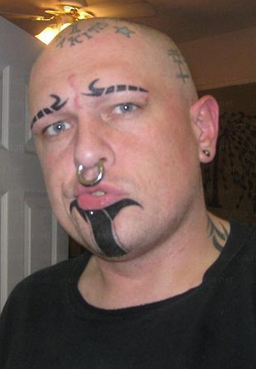 80 best images about tattoos gone wrong on pinterest for Tattooed eyebrows gone wrong