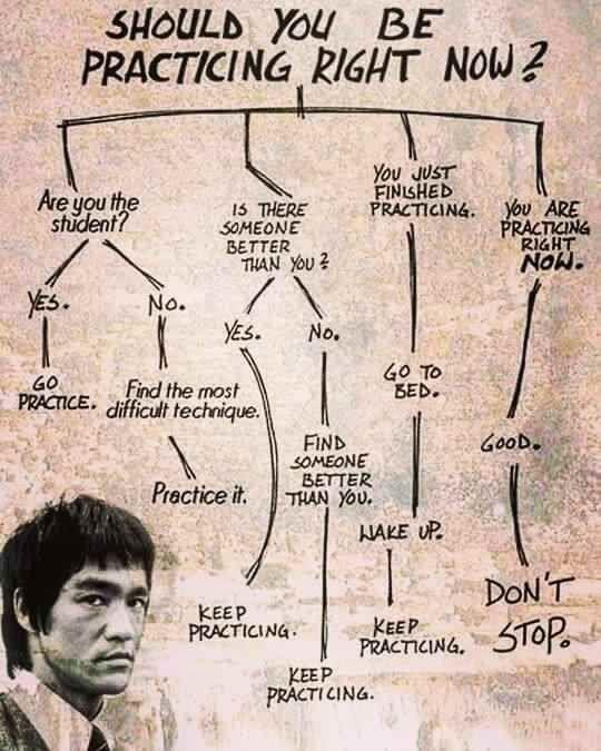 [Image] Keep Practicing http://bit.ly/2mvUxoF #motivation