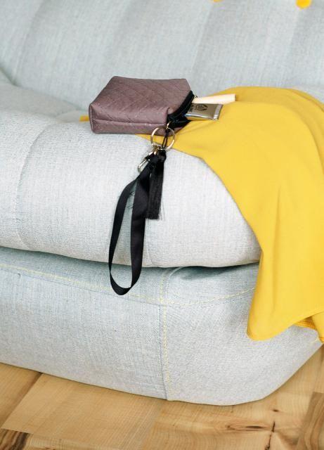 Minibag choco. Etui na smoczki, gryzaki i drobiazgi - choco